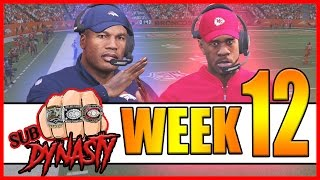 THE MOST L's EVER TAKEN IN ONE VIDEO!! - Sub Dynasty Ep.14 | Madden 17 Connected Franchise
