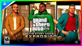 GTA 5 Expanded & Enhanced - NEW LEAKS! June Release Date, PS5 Exclusivity & MORE (Standalone Online)