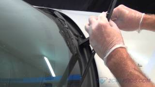 Wiper Blade Replacement Acura MDX