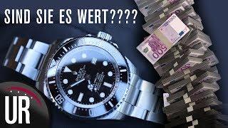 Ist eine Luxusuhr Ihr Geld wert?
