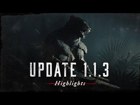 Hunt: Showdown | Update 1.1.3 | Highlights