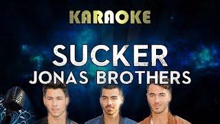 Jonas Brothers   Sucker (Karaoke Instrumental)