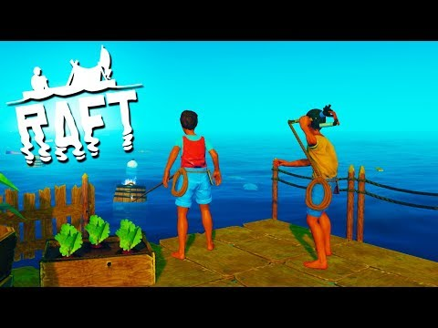WE BEAT IT! - RAFT with The Crew! #3