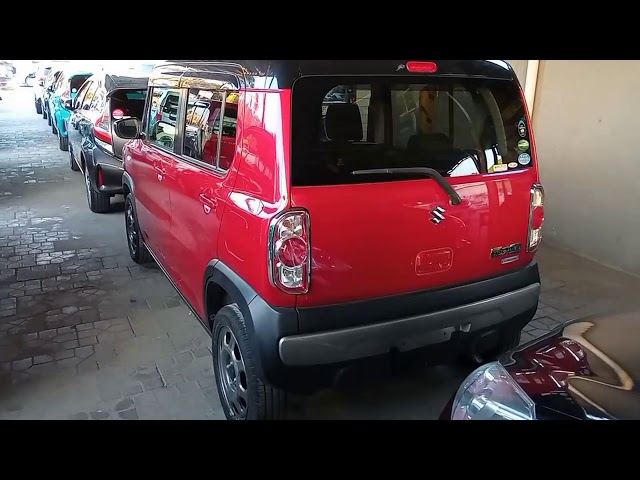Suzuki Hustler A 2016 for Sale in Rawalpindi