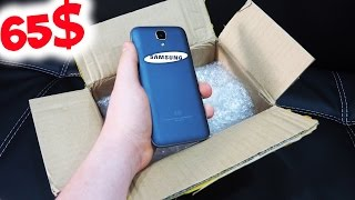 Китайцы прислали Samsung Galaxy S.. ЗА 65$! - Посылка из Китая 2016