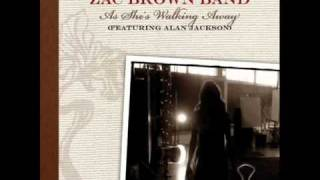 Zac Brown Band (feat Alan Jackson) - As She's Walking Away