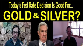 June FOMC: What Does the Fed's Interest Rate Decision Mean for Gold & Silver?