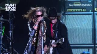 Oh Yeah Arena Anhembi Aerosmith MOR 2013
