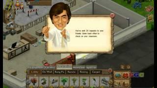 Jacky Chan Martial Arts Legend Video Demo  Facebook Game