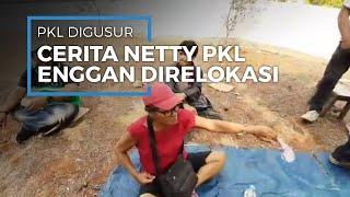Cerita Netty Borusiahaan, PKL Senen Berusia 66 Tahun yang Enggan Direlokasi