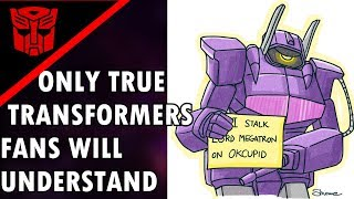 Only True Transformers Fans Will Find Funny Part 4 😃