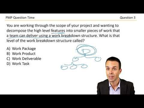 17 - PMP Exam Practice Time! | Five more questions to start your ...