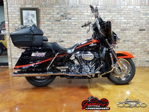 2007 Harley-Davidson CVO™ Screamin' Eagle® Ultra Classic® Electra Glide® in Big Bend, Wisconsin - Video 1