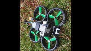 FPV Drone / Reptile CLOUD 149 Cinewhoop Practice / 시네후프 드론 연습