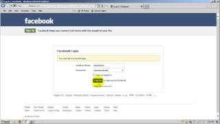 Facebook Login - Sign in, Sign up and Log in
