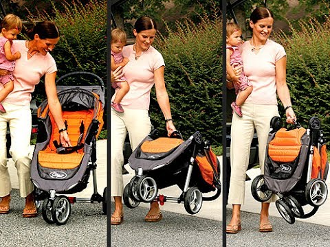 Baby Jogger City Mini Single Stroller Review | Best Stroller Ever