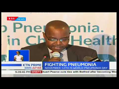 Fighting Pneumonia:New medicine launched to curb the Pneumonia among children
