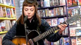 ANGEL OLSEN if it's alive, it will KIM'S VIDEO & MUSIC NYC April 16 2011