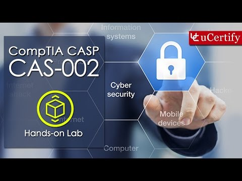 CompTIA CASP - Advanced Security Practitioner LABS V2.0 ...