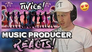 """Music Producer Reacts To TWICE """"YES Or YES"""" MV"""