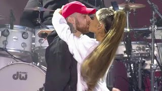 Mac Miller & Ariana Grande - Dang! (One Love Manchester)