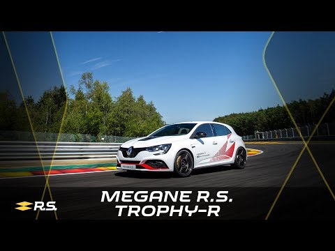 LIVE - Mégane R.S. Trophy-R - 2019 Spa-Francorchamps Record