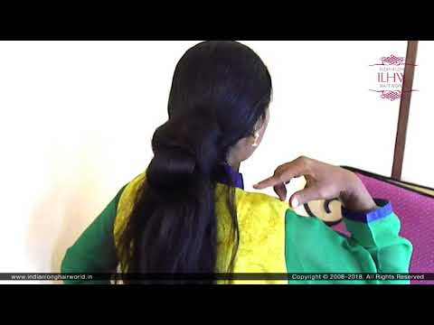 Longest Indian Hair Ever How To Handle Longer Than Floor Length Hair