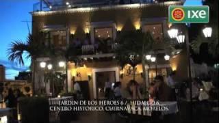 preview picture of video 'Restaurante Casa Hidalgo Cuernavaca'