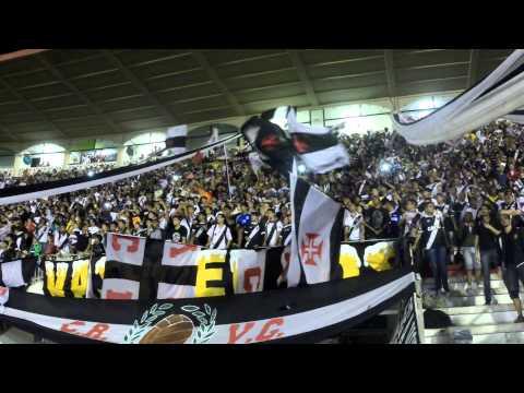 """""""Vou torcer pro vasco ser campeão, Vasco x bragantino 03/10/2014"""" Barra: Guerreiros do Almirante • Club: Vasco da Gama"""