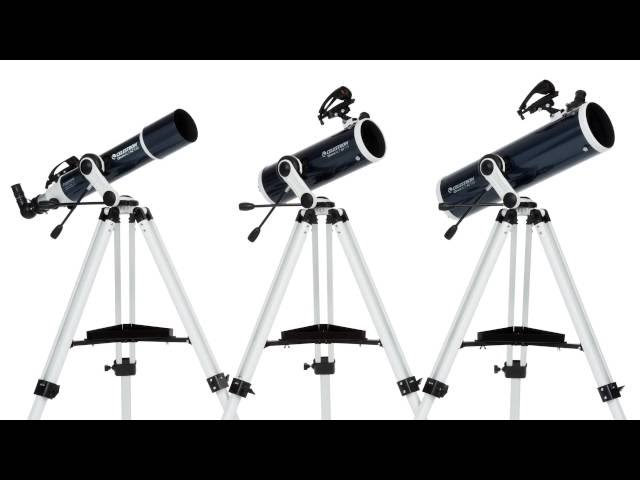 Celestron Omni XLT AZ 114 mm Newtonian - 22151