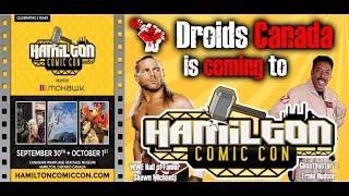 Hamilton Comic Con '17