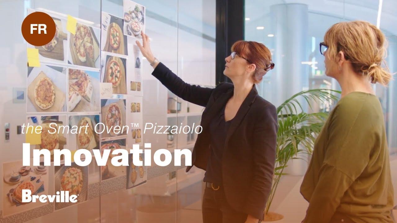 Première innovation mondiale en matière de four de comptoir