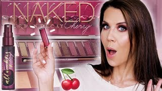 URBAN DECAY CHERRY COLLECTION ... worth it?