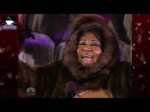 """Joy To The World"" by Aretha Franklin"