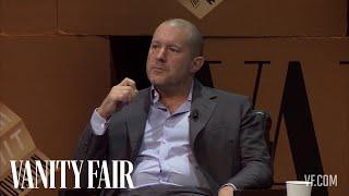 Apple's Jony Ive on the Lessons He Learned From Steve Jobs | Vanity Fair
