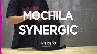 TOTTO Mochila Synergic anuncio