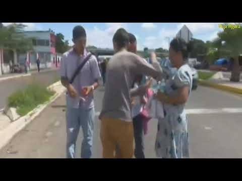 Imigrantes Honduras