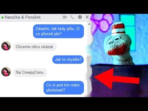 NANOŽKA A PONOŽEK - (podcast) w/ Préza