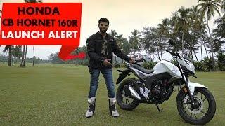 Honda CB Hornet 160R | Launch Alert | PowerDrift