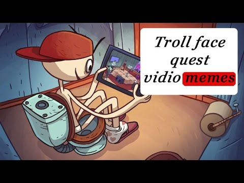 TrollFace Quest Video Memes прохождение всех уровней игры