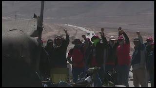 COPPER - Mineros chilenos impedirán reanudar extracción de cobre en La Escondida