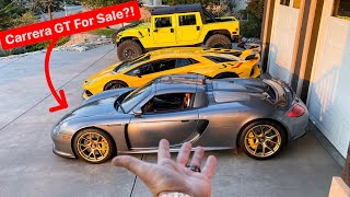 SELLING MY $1.2 MILLION CARRERA GT TO BUY A ...