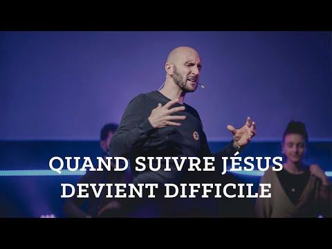 Quand suivre Jésus devient difficile