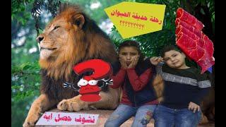 #قصص #أطفال #رسوم - متحركة #رحلة حديقه الحيوان  واية اللى حصل لفراس   Kids challenge