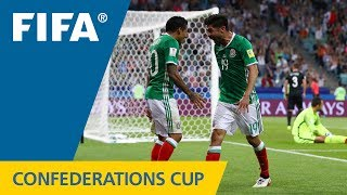 HIGHLIGHTS A stunning performance from the All Whites as they pushed Mexico