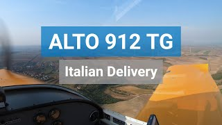 Above the mountains and the sea / Italian delivery