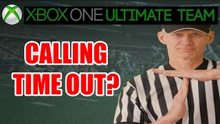 Madden 15 - Madden 15 Ultimate Team - CALLING TIMEOUTS? | Madden 15 Xbox One Gameplay