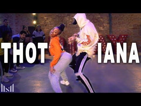 Download THOTIANA - Blueface Dance   Matt Steffanina & Deja Choreography HD Mp4 3GP Video and MP3