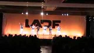 Tilt Ya Head Back - LA Danceforce