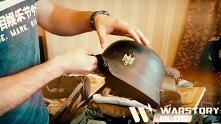 Снаряжение немецкого солдата.  Обзор коллекции трофеев.